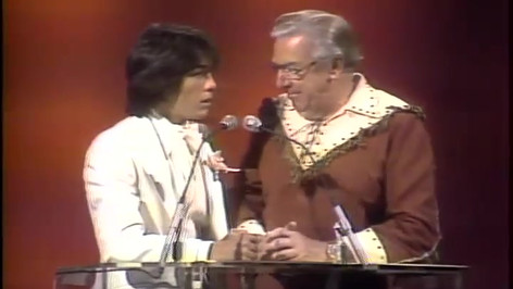 """1979 Disco Music Awards"" - Scott Baio & Buffalo Bob Smith"