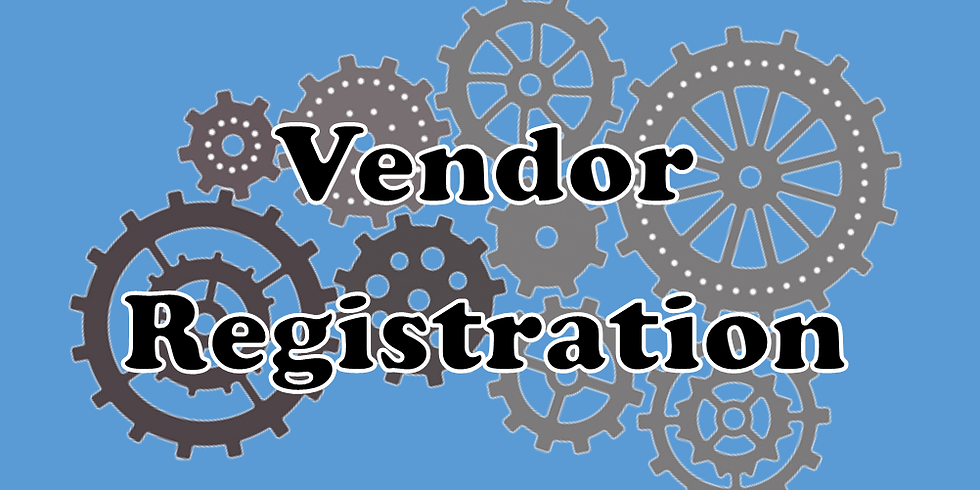 "Vendor Registration 2019 IN-AER Conference ""Gear Up for Success"""