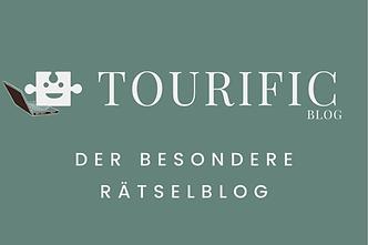 Der besondere Rätselblog TOURIFIC Blog Rätsel