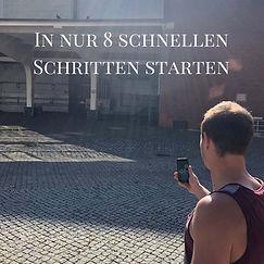 Spielstart TOURIFIC Stadträtsel Stadtralley Schnitzeljagd Hamburg