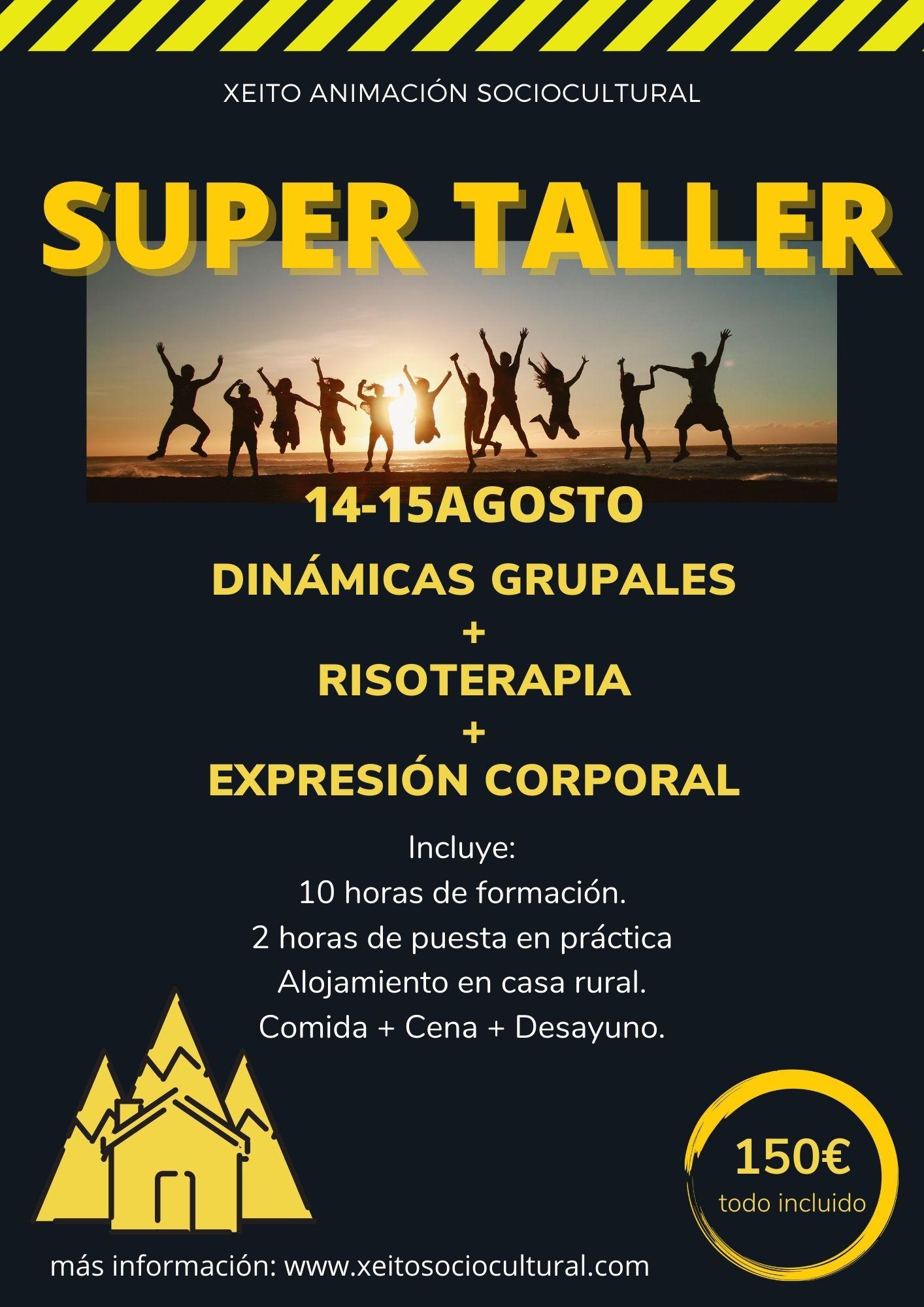 Super Taller Agosto 2021