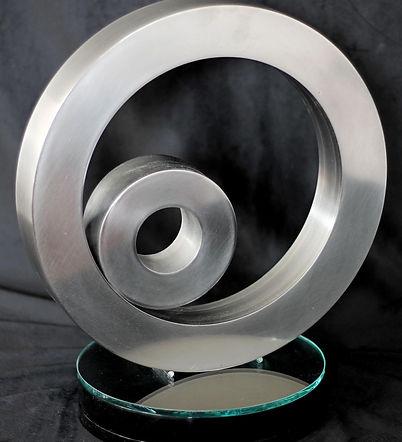 Edward Sculpting Steel Ring on Glass_edi