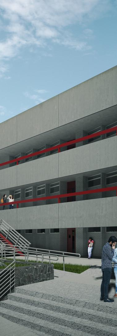 Ampliación Facultad de Ingenieria