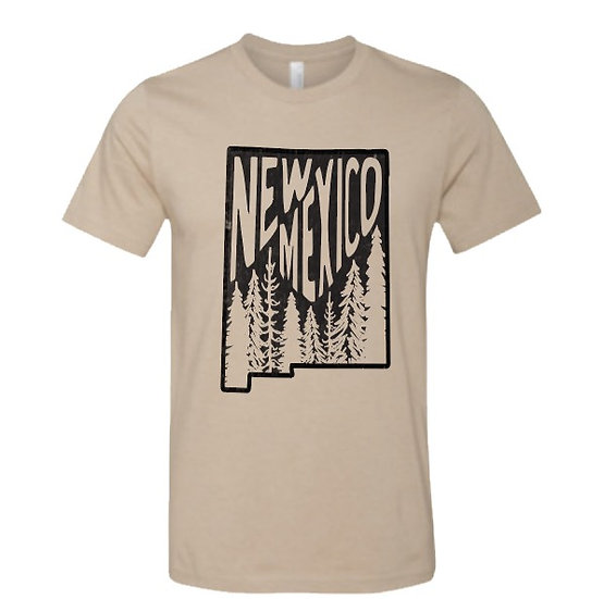 New Mexico Bella Canvas Unisex T-Shirt