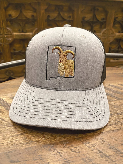 New Mexico Barbary Sheep Hat