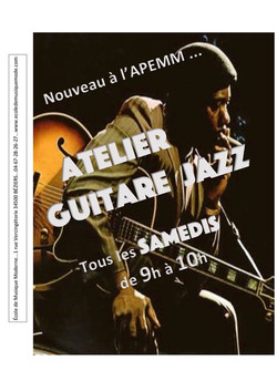 atelier guitare Jazz