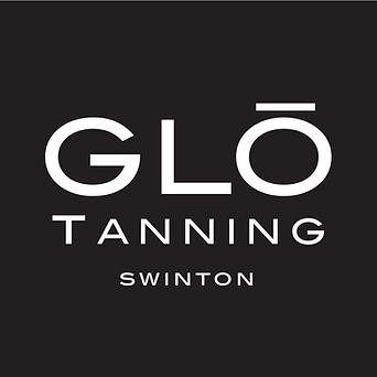 Glo Tanning Swinton Logo - White-01.png