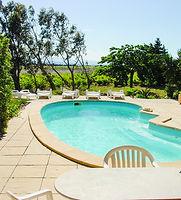Chambres d'hôtes, Salses-le-Château, Mas écologique, Mas isolé, Chambres d'hôtes calmes, près de Perpignan, proche mer