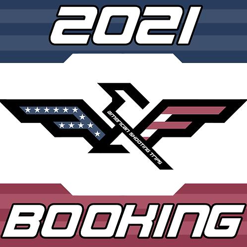 Kentucky April 2021 - Booking