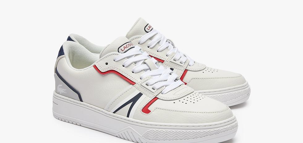 Sneakers da uomo in pelle L001