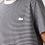 Thumbnail: T-shirt da uomo in lino e cotone a righe con collo rotondo