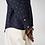 Thumbnail: Camicia da uomo in popeline di cotone a pois slim fit