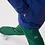 Thumbnail: Giacca a vento da uomo resistente all'acqua, ultra leggera e pieghevole con capp