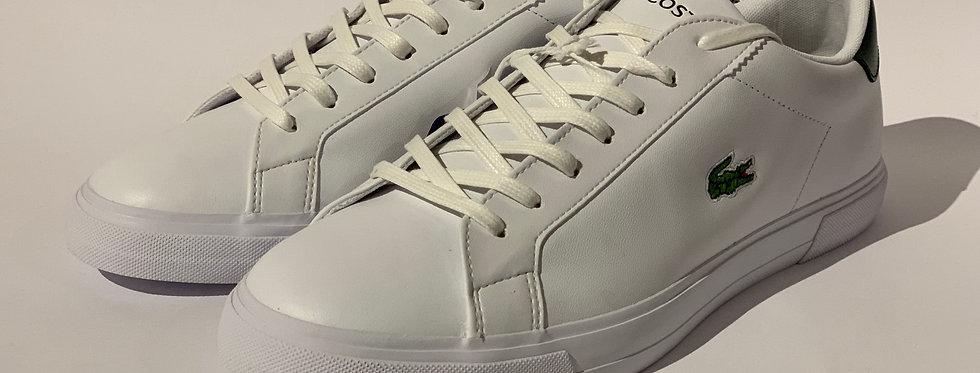 Sneaker bianche in pelle