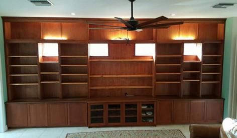 Magogany Bookcase