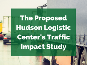 New Traffic Impact Study Is Available for Review