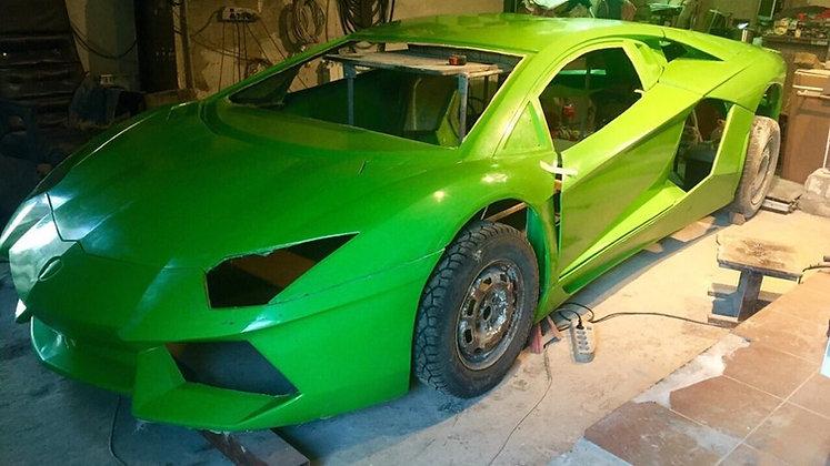 Набор кузова Lamborghini Aventador