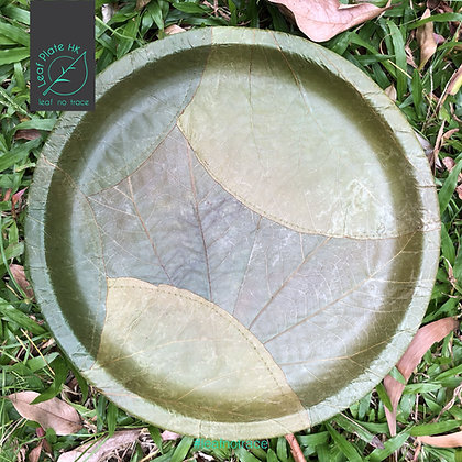 """11"""" Leaf plates (Set of 10pcs)"""