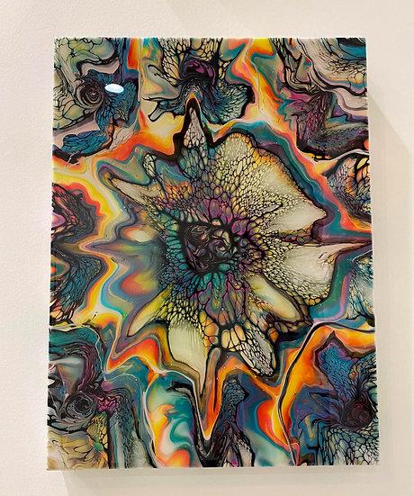 Multi Color Forrest Bloom