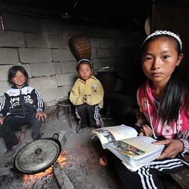 守望中國困境兒童
