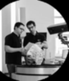Optische Messtechnik bei IBS Quality - berührungsfrei und präzise