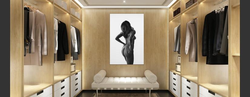 Boudoir Wall Art