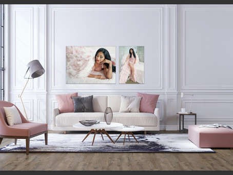 Customize Your Home With Stunning Wall Portraits