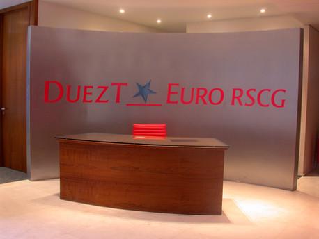 DUEZT EURO