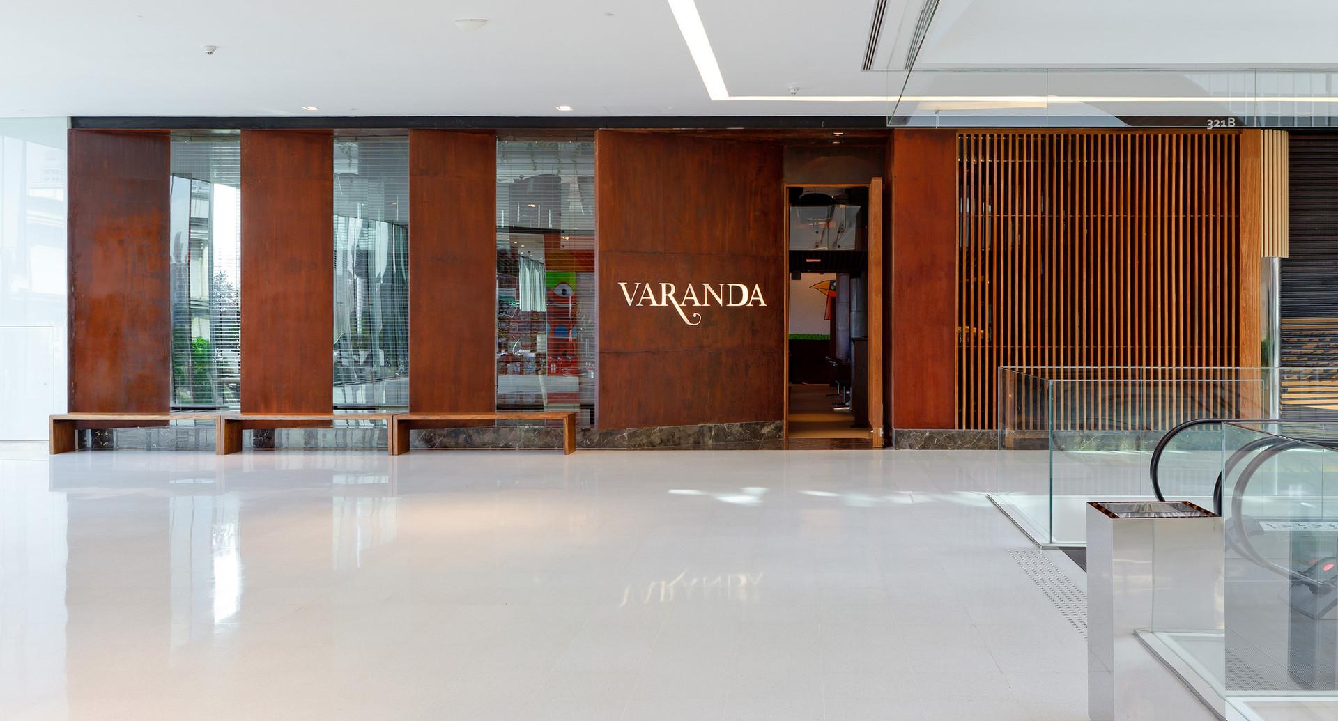 VARANDA | JK IGUATEMI