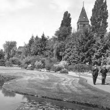Botanische tuin Kerkrade