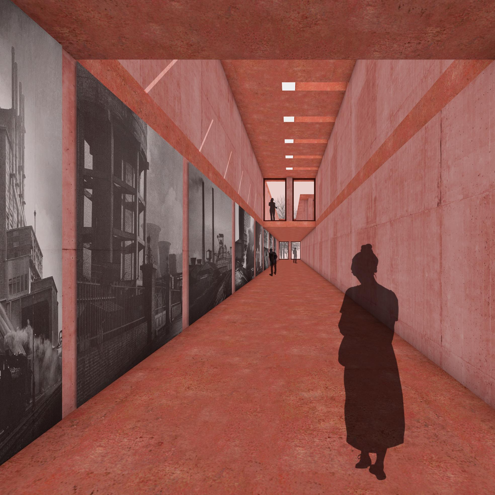 expositie verdieping 1