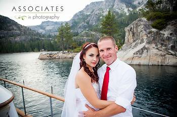 Getting married in Lake Tahoe