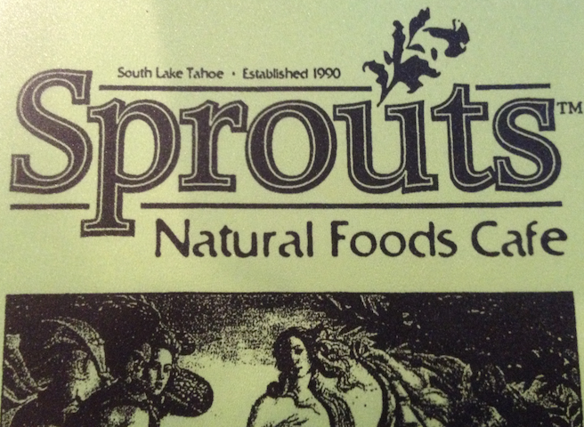 Home - Sprouts Cafe | Healthy South Lake Tahoe Restaurant