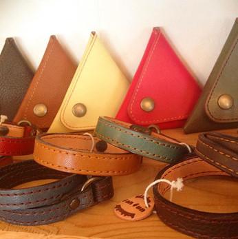 ならべかえてみた。__#leather  #leathercraft  #lea