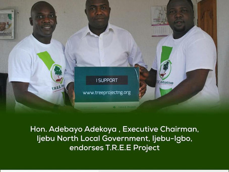T.R.E.E Initiative reaches out to Ogun State's LCDAs