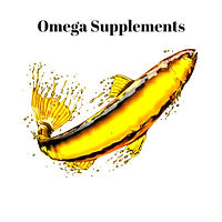 Omega or Fish Oil Supplements