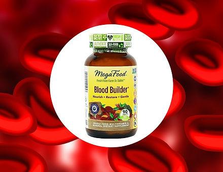 Mega Food Blood Builder