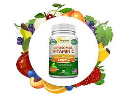 aSquared Nutrition Liposomal Vitamin C