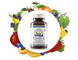 Nature's Sunshine Time Release Vitamin C