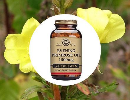 Solgar Evening Primrose Oil