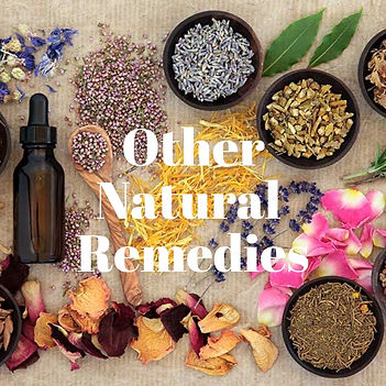 Other Natural Remedies
