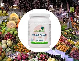 Seeking Health Optimal Prenatal Protein Powder