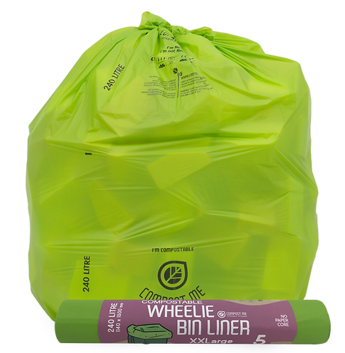 240 litre, Wheelie Bin Liner