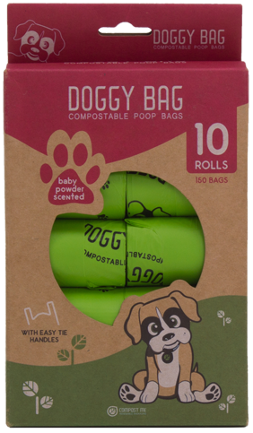 Compostable Doggy Bags