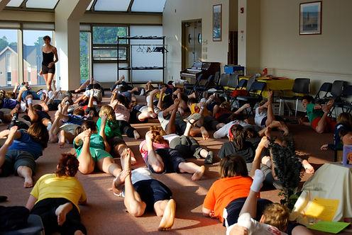 Philadelphia Yoga Community Class