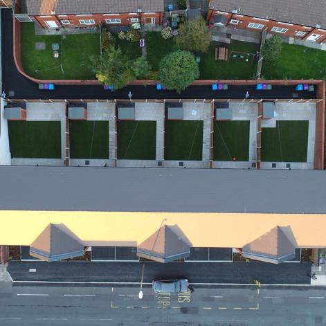 Kingsley Road - Houses Complete