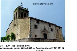24  -  SANT ESTEVE DE BAS