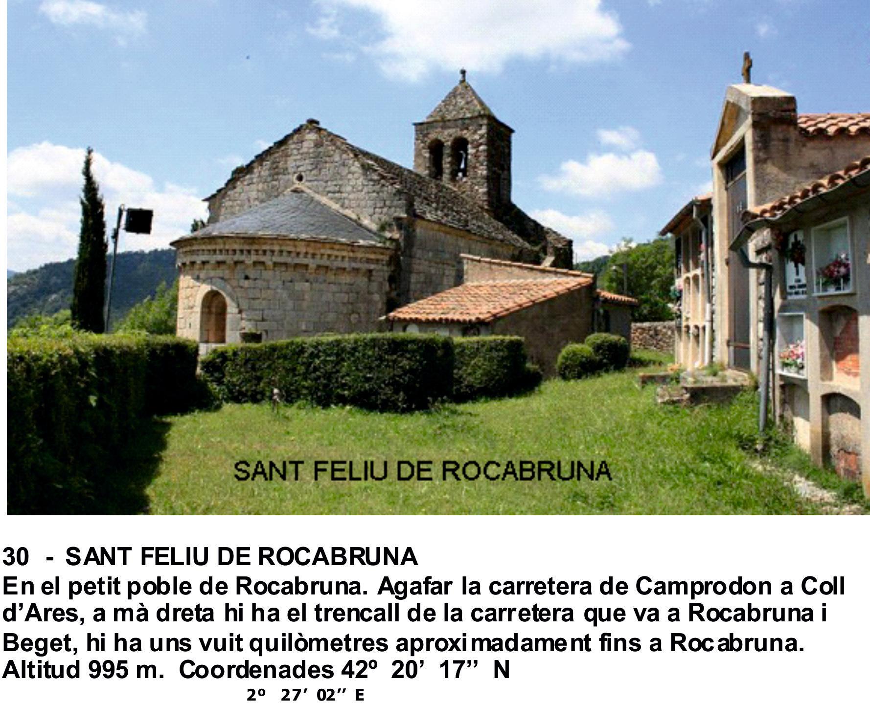 30  -  SANT FELIU DE ROCABRUNA