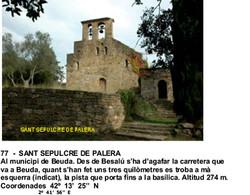 77  -  SANT SEPULCRE DE PALERA