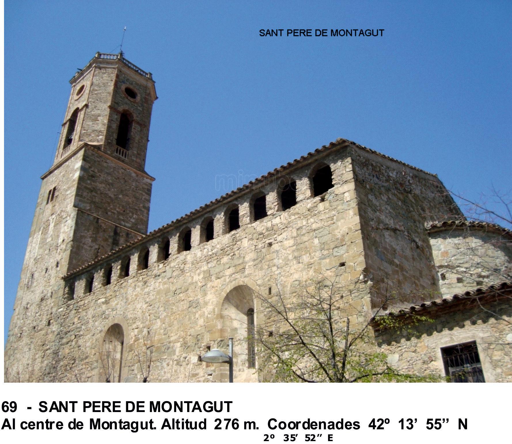 69  -  SANT PERE DE MONTAGUT